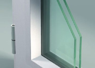 ventana-doble-acristalamiento-sección